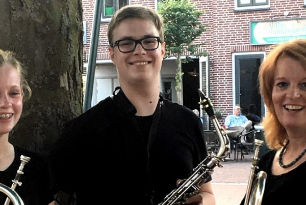 Examenkandidaten muziekopleiding Heerde geslaagd